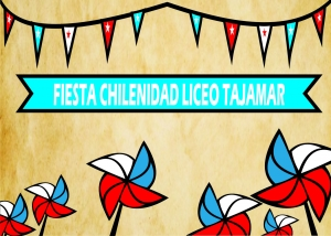 Cronograma Fiestas Patrias Viernes 13 Septiembre